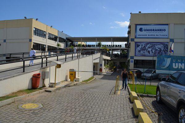 Unigranrio é a melhor universidade particular do Rio de Janeiro e sexta colocada em todo o Brasil, segundo o MEC