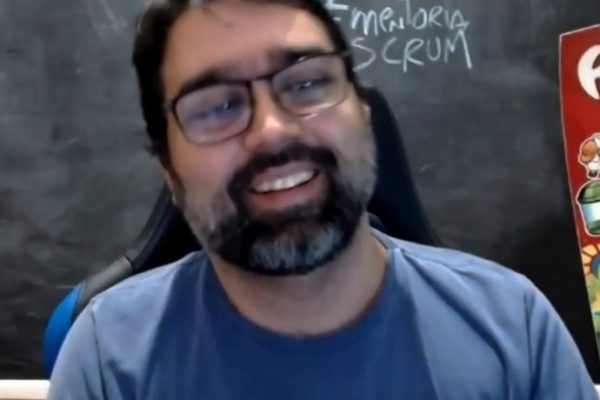 Rafael Targino, professor de pós-graduação na PUC-Rio